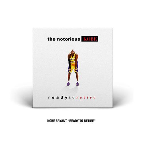 Kobe Bryant Hip-Hop cover