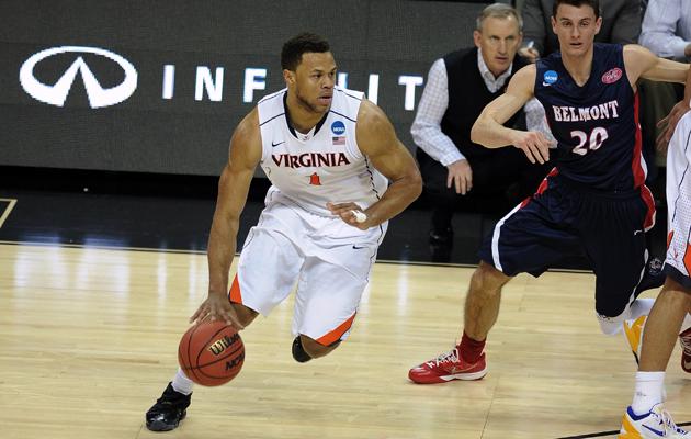 Virginia North Carolina Kentucky top 25