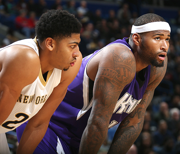 Anthony Davis and DeMarcus Cousins are two Kentucky one-and-dones that have thrived in the NBA.