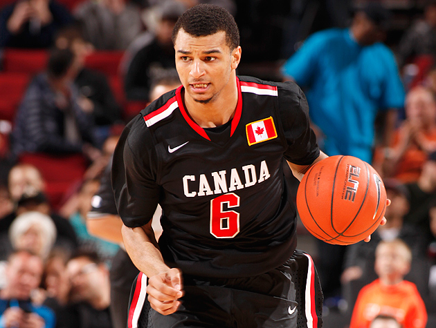 Jamal Murray scored 30 points to lead the World team to a victory against USA.