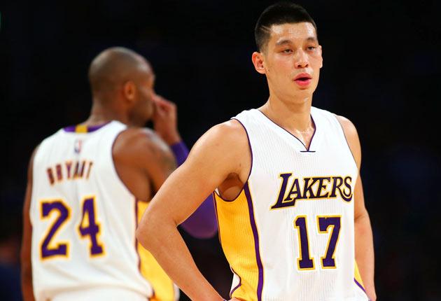 Kobe Bryant; Jeremy Lin