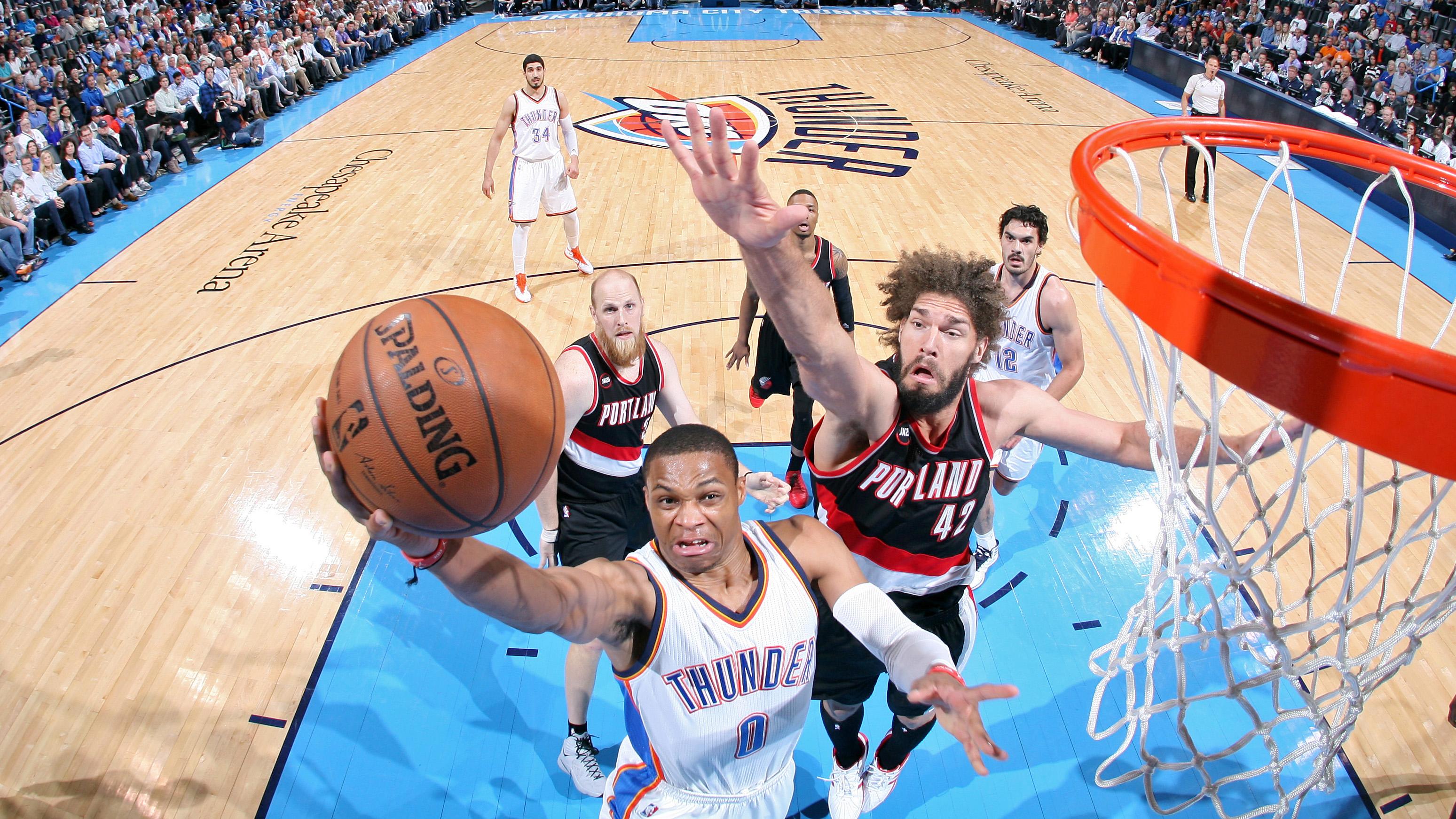 Russell Westbrook fantasy basketball