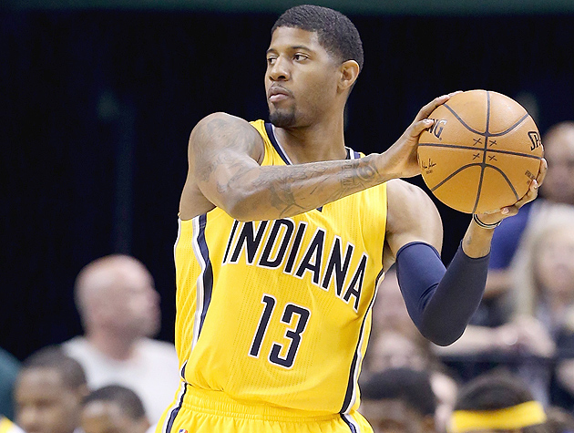 Paul George's return wasn't enough for the Pacers as they missed the NBA playoffs.