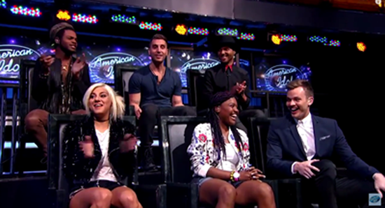 american idol contestants world cup