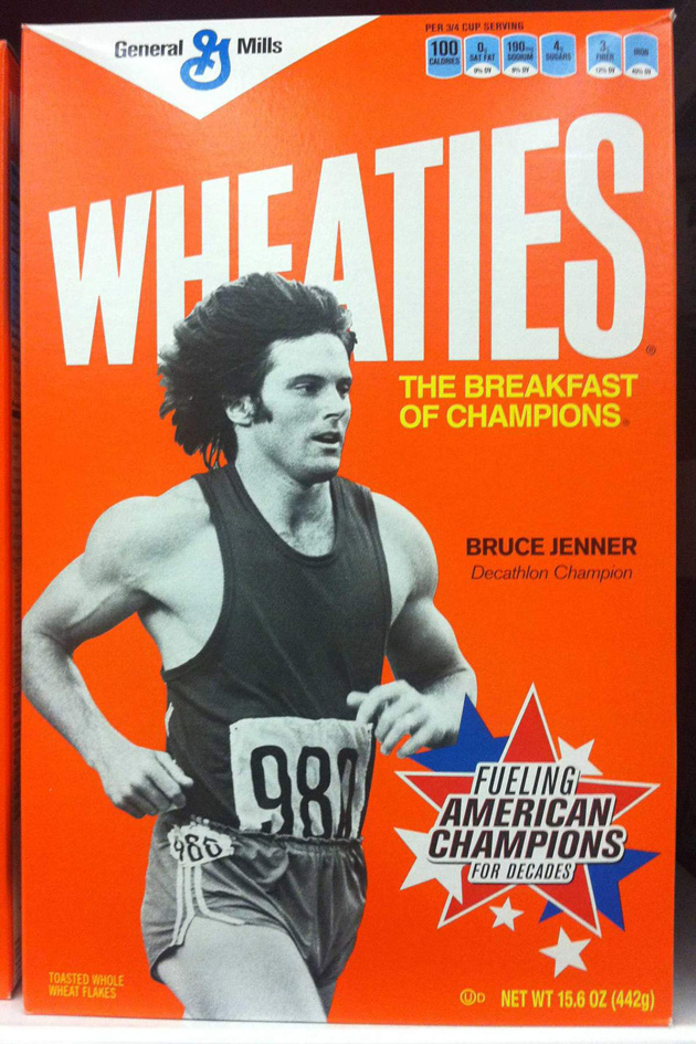 Bruce Jenner won the decathlon at the 1976 Olympics.