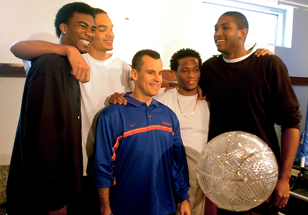 Billy Donovan Oh Fours