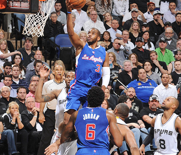 Chris Paul and the Clippers forced a Game 7 against the Spurs.