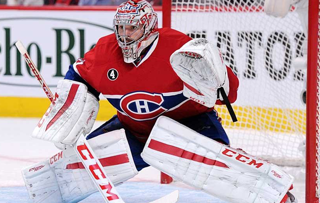 carey price canadiens montreal stands tall