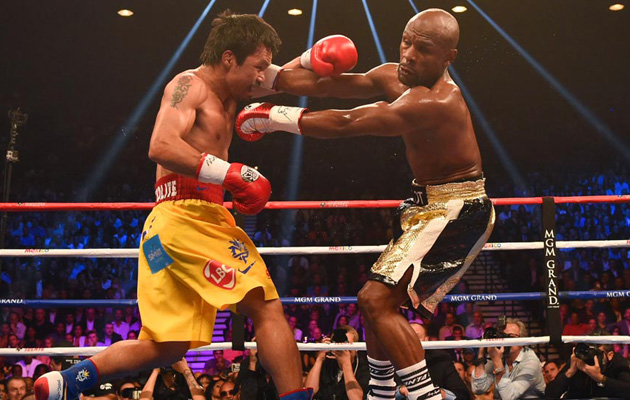 mayweather pacquiao disappointment