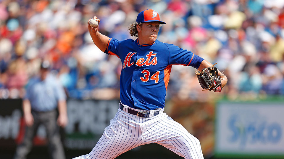 Noah Syndergaard will make his MLB debut on Tuesday