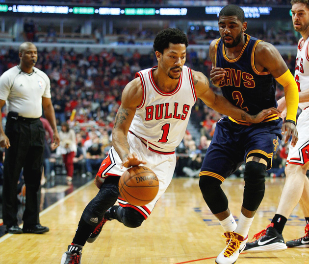 Derrick Rose, Chicago Bulls were eliminated in Game 6 loss to Cleveland Cavaliers.