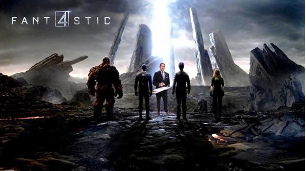 Suns movies Fantastic Four