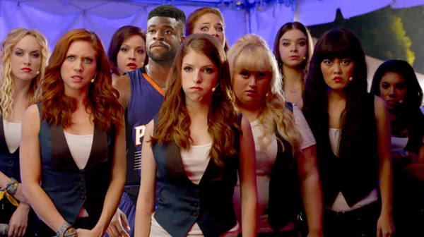 Phoenix Suns pitch perfect 2 reggie bullock