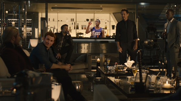 Suns movies The Avengers