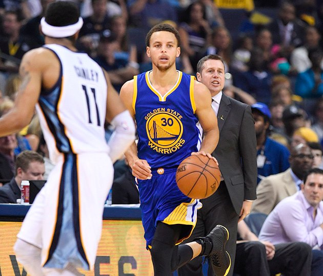 Stephen Curry, Warriors eliminated the Grizzlies in a Game 6 win in Memphis.