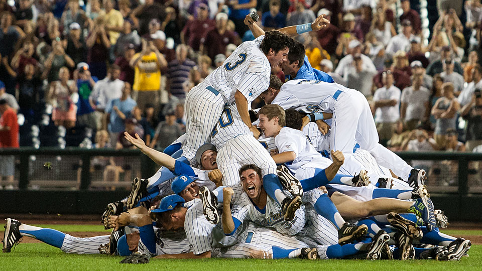 UCLA won its first baseball championship in 2013 and will be looking for a second just two years later.