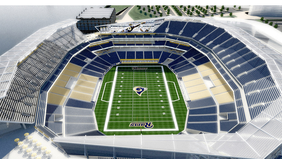 Nfl Meets With St Louis Stadium Task Force Si Com