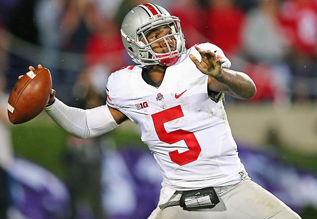 Braxton Miller, Ohio State football