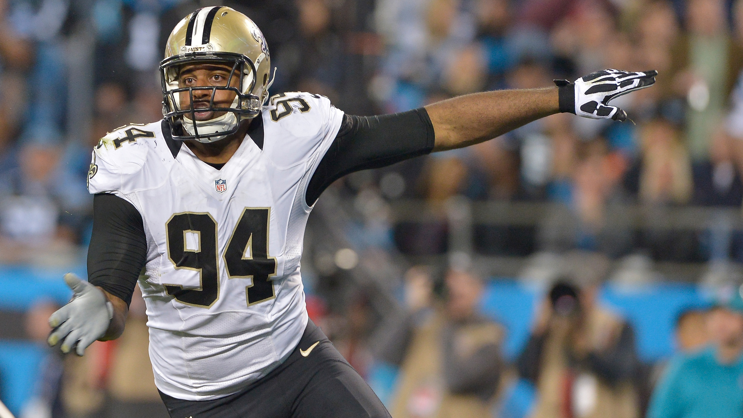 New Orleans Saints sign Cameron Jordan to contract extension