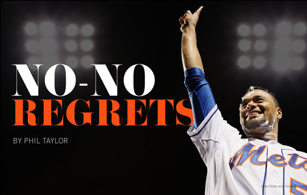 johan santana new york mets terry collins