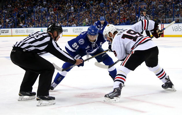 tampa bay lightning chicago blackhawks