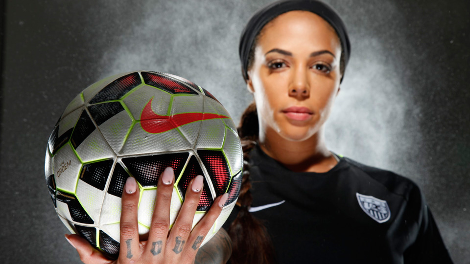 Sydney Leroux, U.S. women's national team