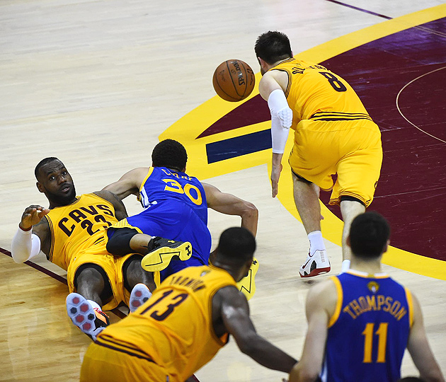 Matthew Dellavedova sparked the Cleveland Cavaliers' Game 3 NBA Finals win against the Golden State Warriors.