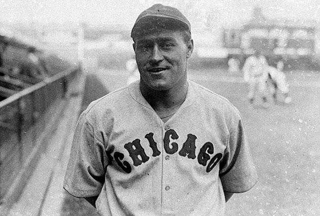 Hack Wilson, Chicago Cubs