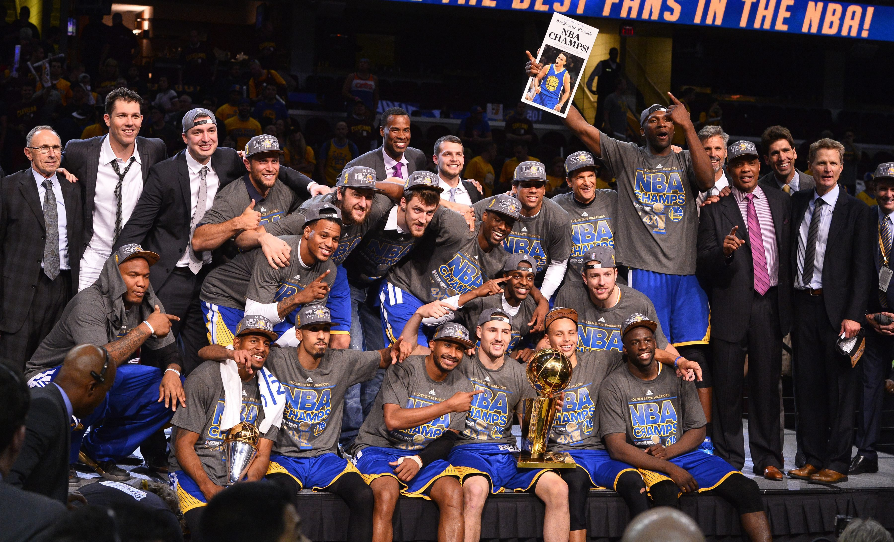 Golden State Warriors: How the 2015 NBA champions were built | SI.com