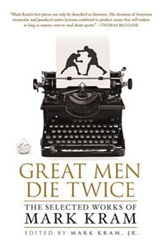 Mark Kram book cover