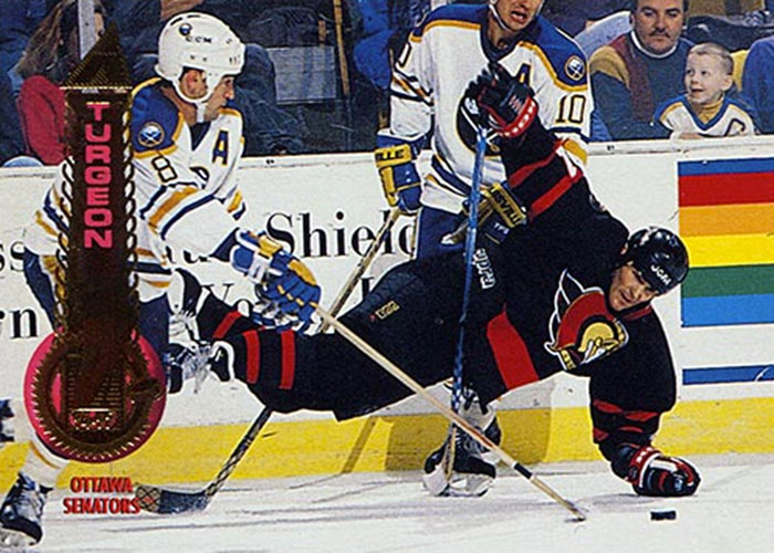 Patrick Kane NHL card Buffalo Sabres
