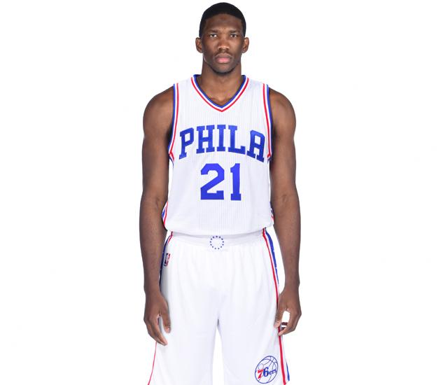 ec36bd8caf4 Philadelphia 76ers unveil new uniforms for the 2015-16 season | SI.com