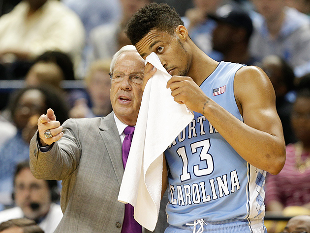 North Carolina's J.P. Tokoto faced a tough decision in declaring for the NBA draft.