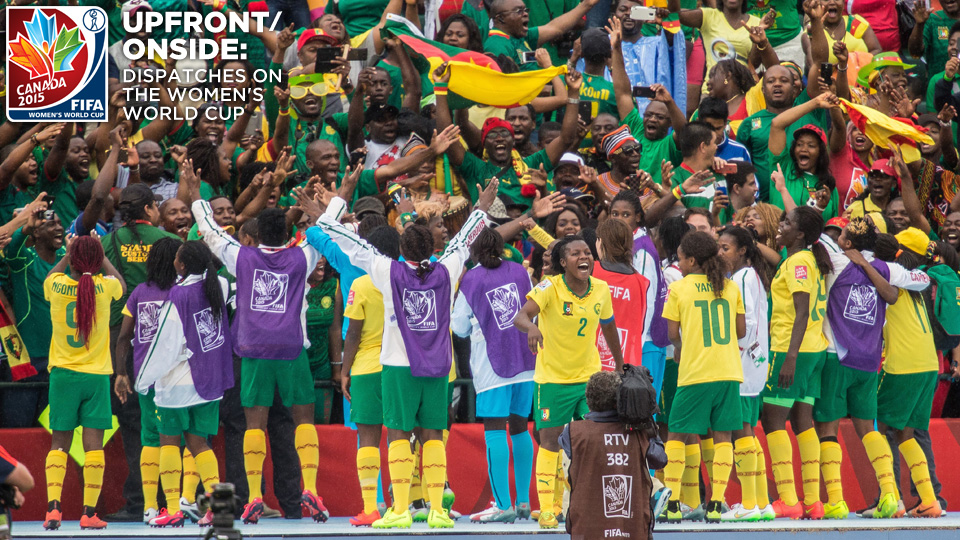 Cameroon has surprised many in the Women's World Cup