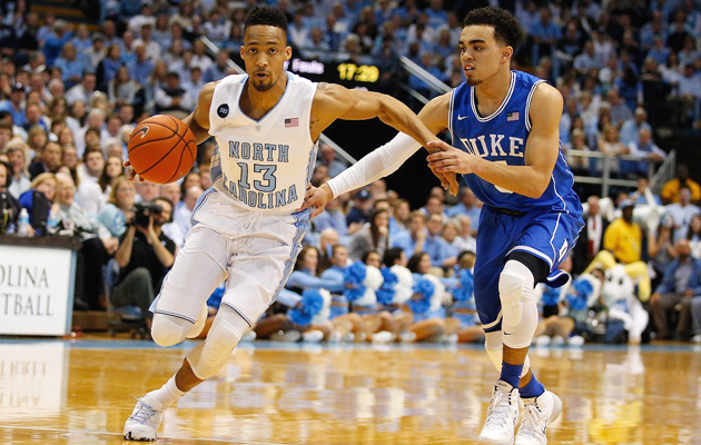 J.P. Tokoto surprised Tar Heels coach Roy Williams by declaring for the NBA draft.