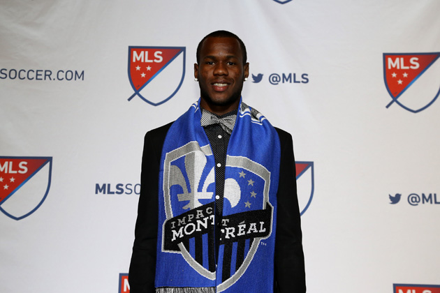 Montreal Impact rookie Romario Williams is the subject of a training compensation claim from his youth club in Jamaica.