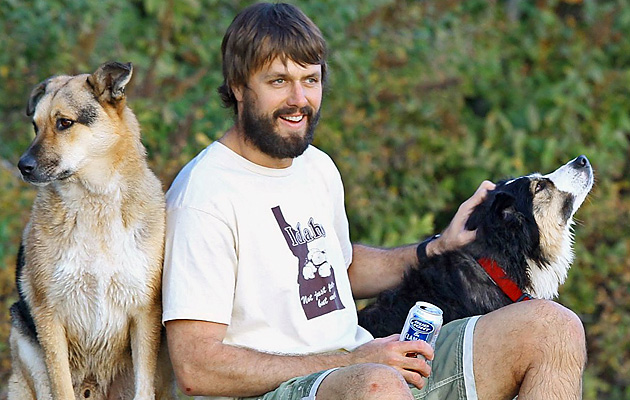 Jake Plummer walked away from the NFL in favor of a simpler life.