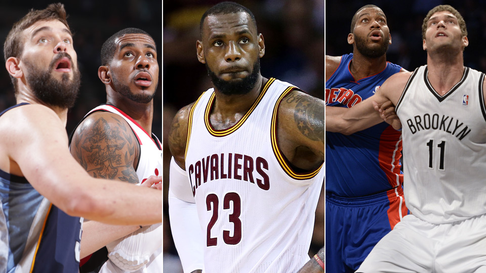 2015 NBA free agent tracker: Player signings and grades ...