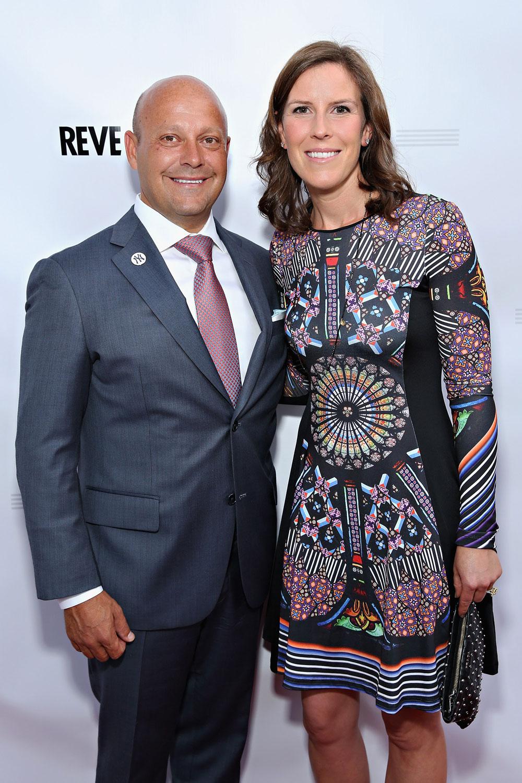 Managing partners and founders of RLB Holdings Ray Bartoszek and Lydia Bartoszek.