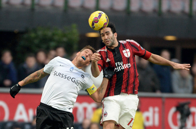 Adil Rami will move from AC Milan to Sevilla
