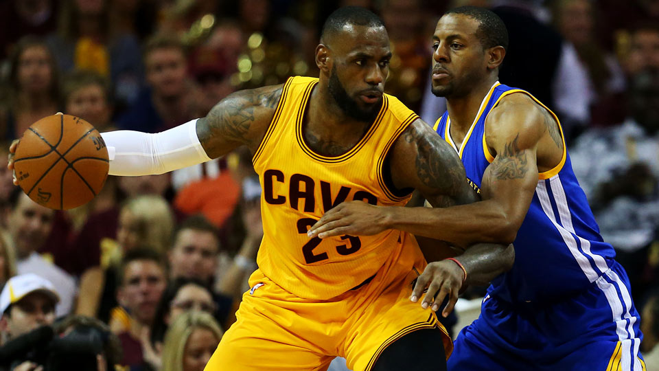 NBA Finals: LeBron James has 'nightmares' over loss to Warriors | SI.com