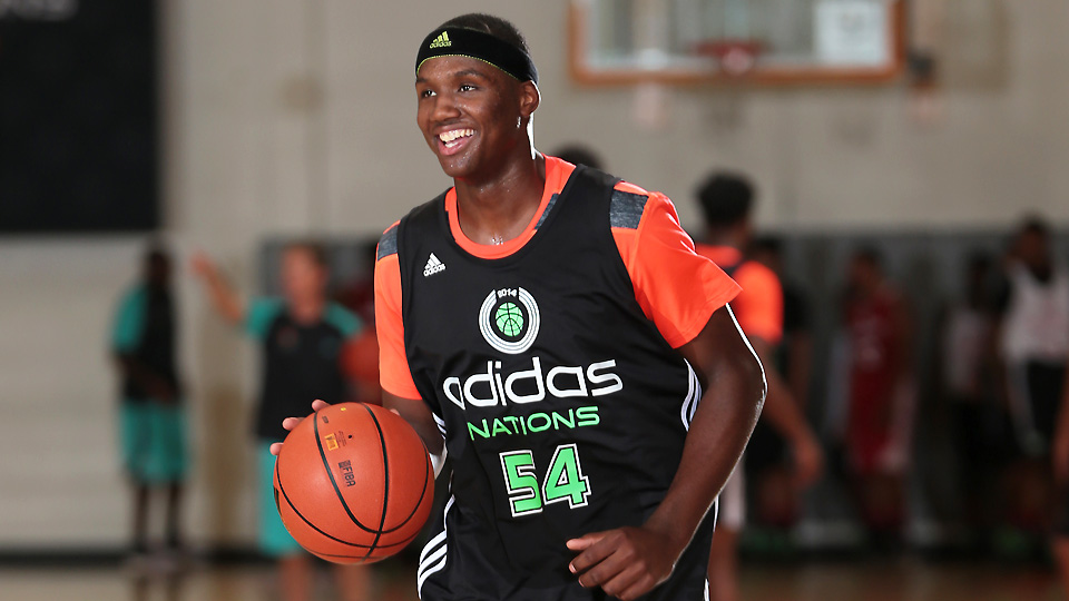 Carlton Bragg is the latest in a line of talented, five-star big men for Bill Self at Kansas.
