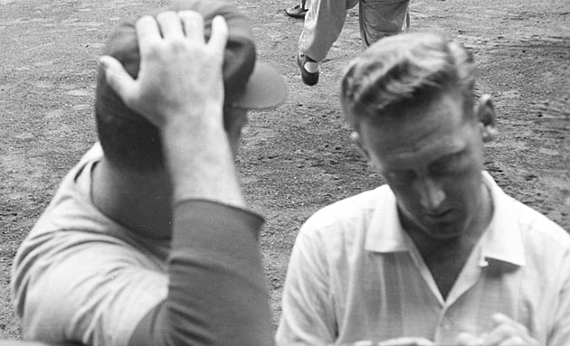 Vin Scully, Brooklyn Dodgers