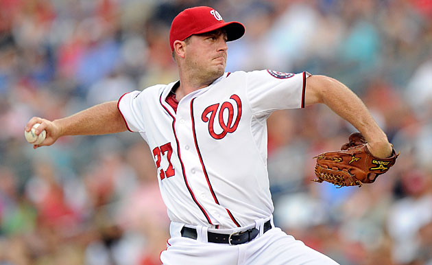 Jordan Zimmermann, Washington Nationals