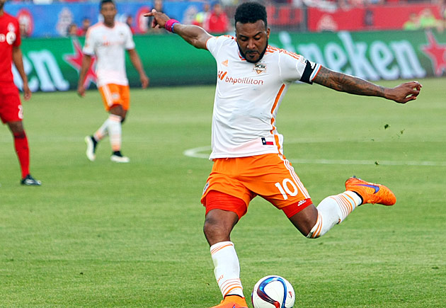 Giles Barnes Houston Dynamo