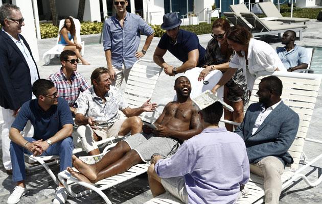 Darrelle Revis New York Jets Joe Namath
