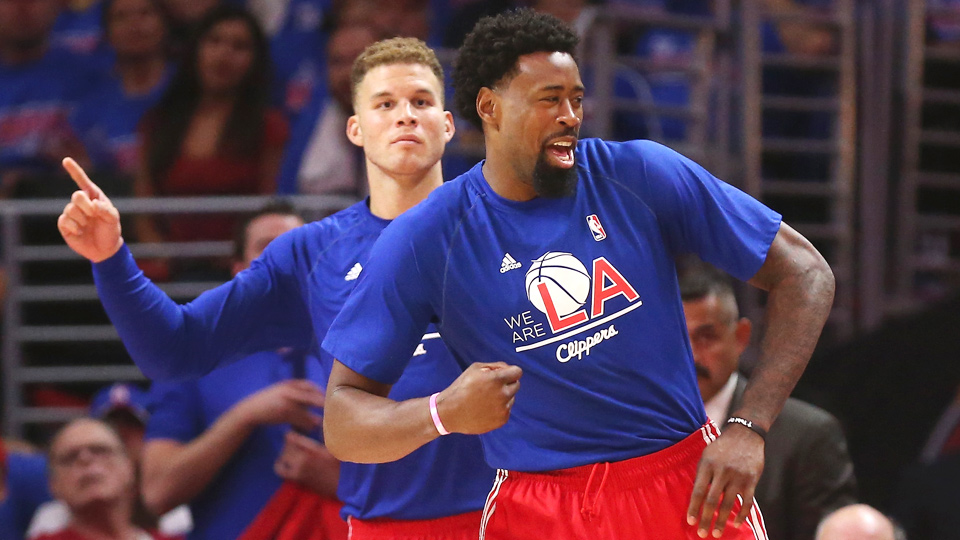 DeAndre Jordan explained his reasoning behind re-signing with the Clippers.