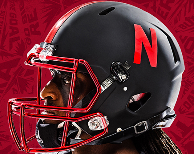 nebraska football new alternate uniforms 2015