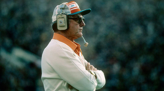 Miami Dolphins defensive mastermind Bill Arnsparger passes away
