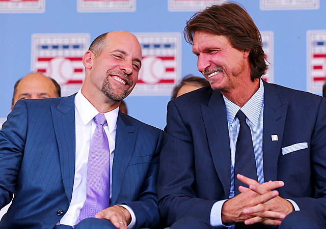 John Smoltz Randy Johnson Hall of Fame
